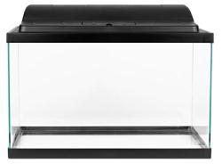 Empty acrylic tank